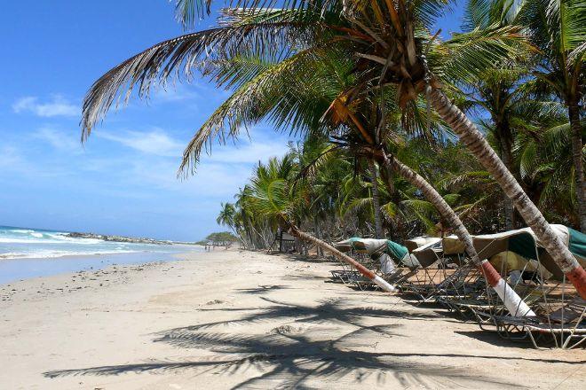 Playa Guacuco en Isla Margarita