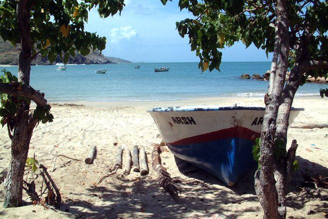 Playa Zaragoza en Isla Margarita