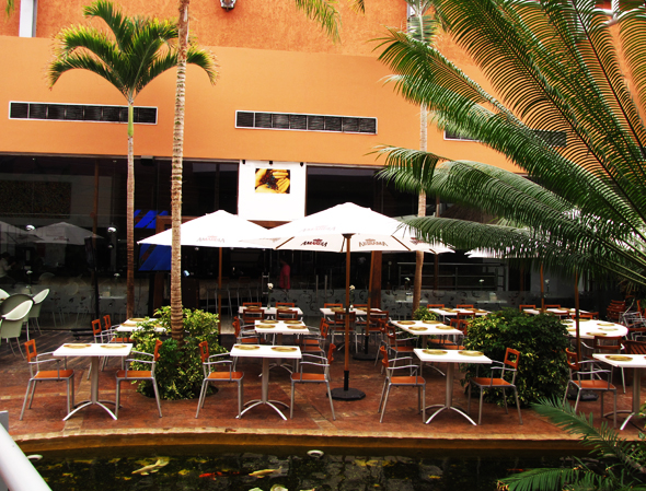 Restaurante A Granel en Isla Margarita