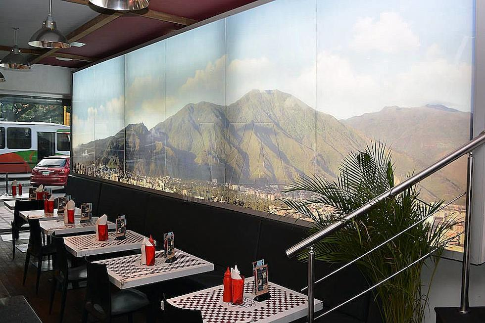 Restaurante Avila Burguer en Isla Margarita