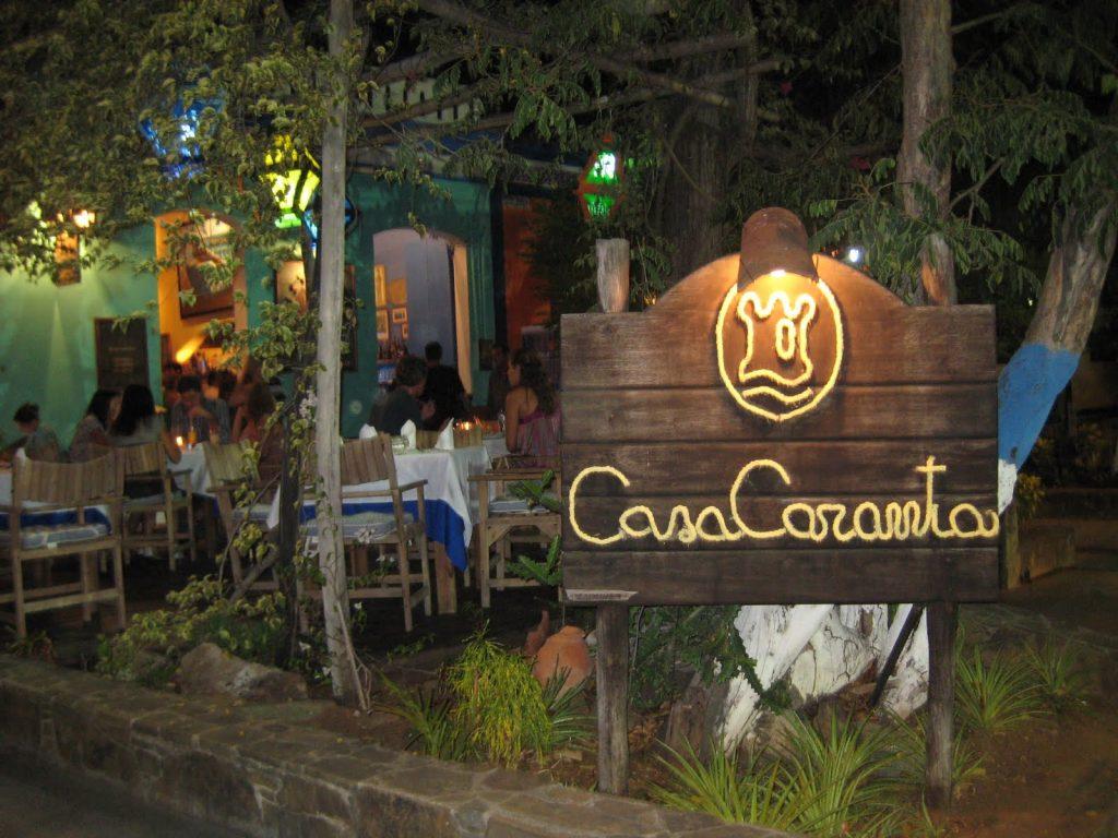 Restaurante Casa Caranta en Isla Margarita