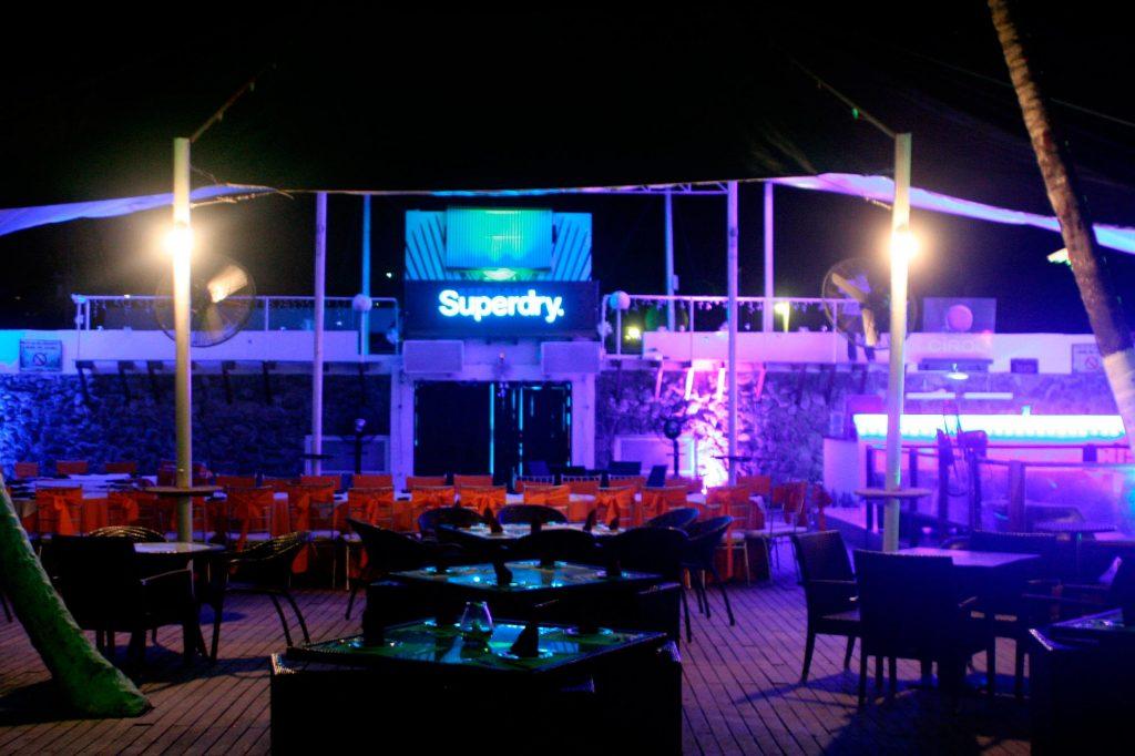 Restaurante-Discoteca Bora Bora en Isla Margarita