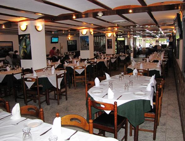 Restaurante El Remo en Isla Margarita