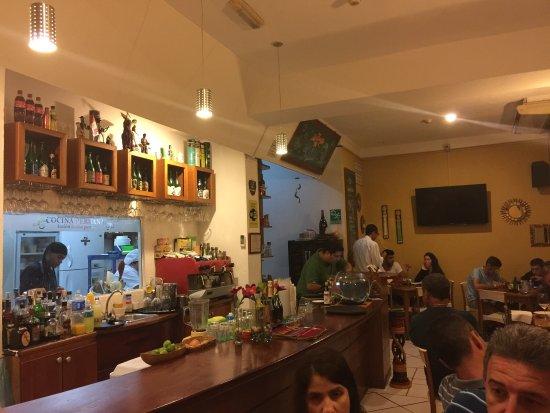 Restaurante El Rocoto en Isla Margarita
