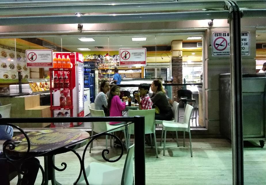 Sabanamar panadería y pastelería en Isla Margarita