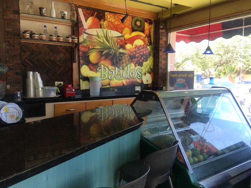 Saint Germain panadería y pastelería en Isla Margarita