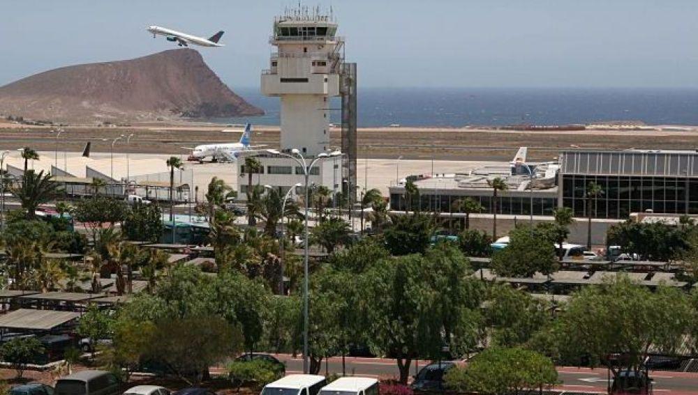 Aeropuerto Tenerife Sur Reina Sofia
