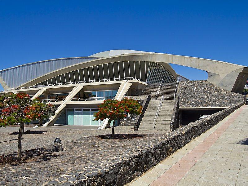 Centro Internacional de Ferias y Congresos de Tenerife