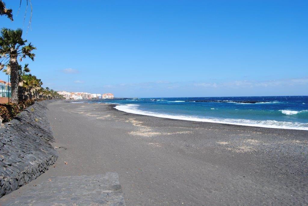 Playa El Cabezo en Tenerife