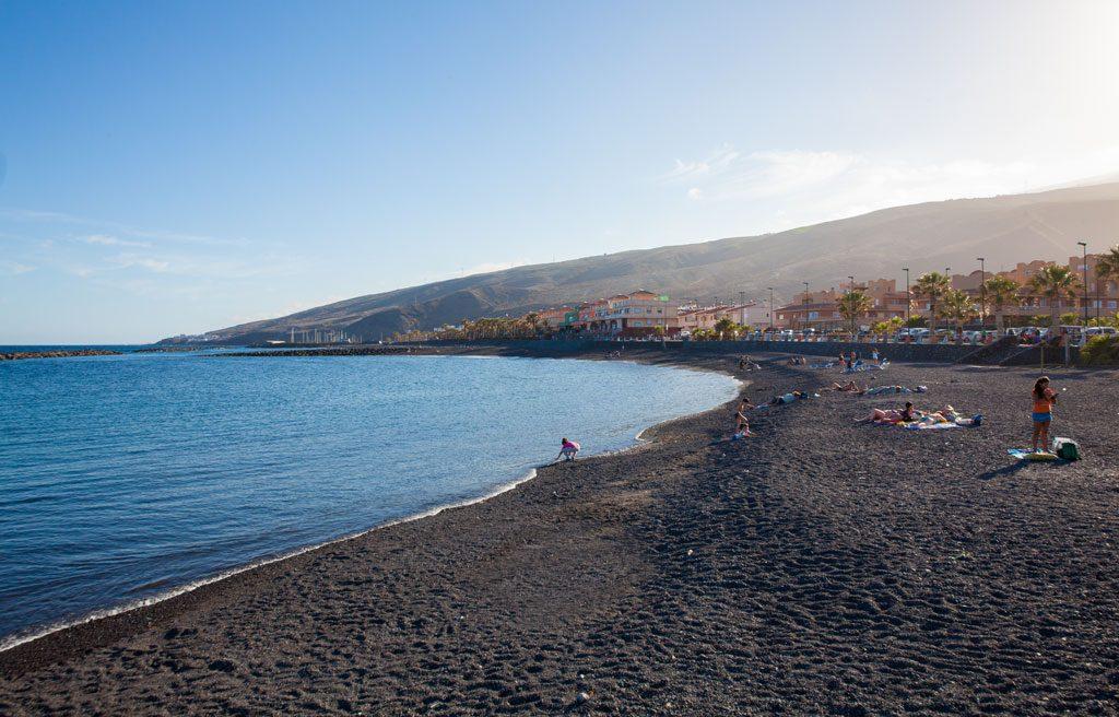 Playa El Puertito de Güímar en Tenerife
