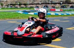 Tenerife con niños: cadete junior karting club Tenerife