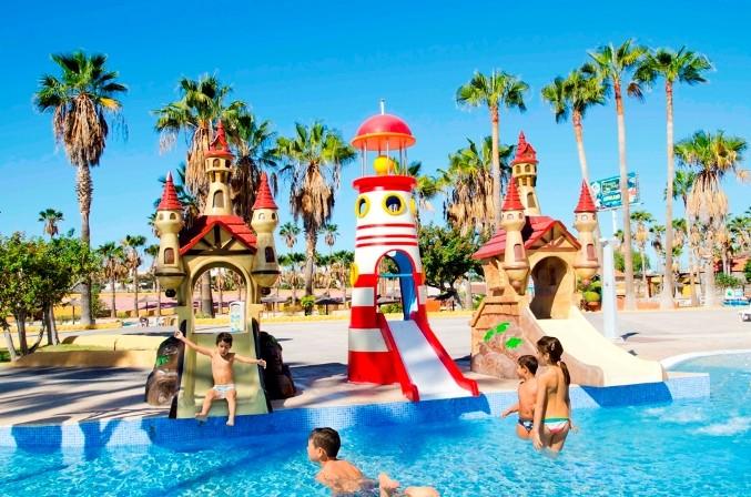 Tenerife con niños: Kids Pool Aqualand Costa Adeje