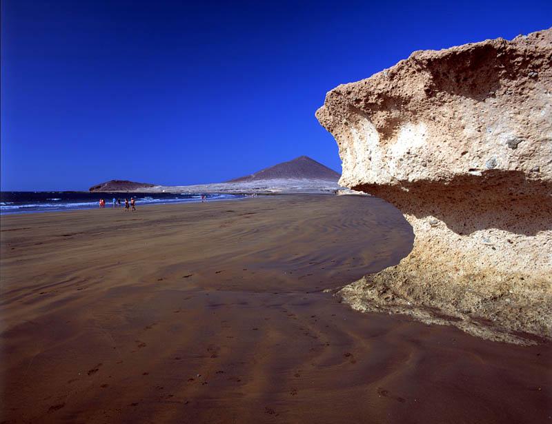 Playas de Tenerife: Playa de El Medano Granadilla de Abona Tenerife