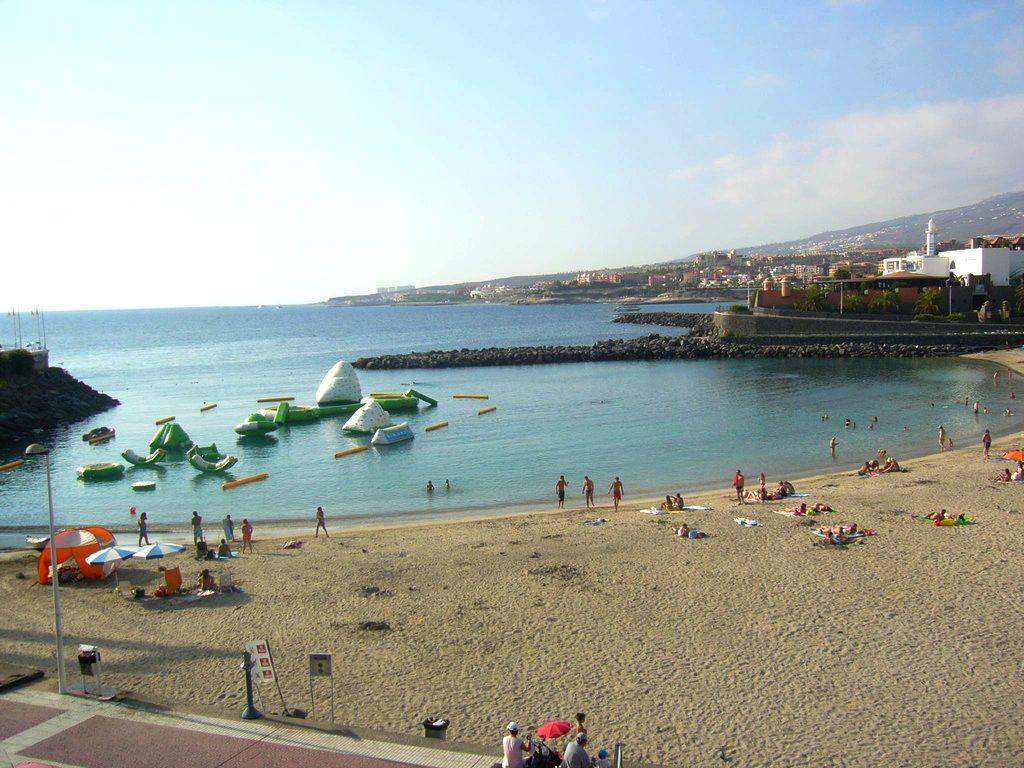 Playas de Tenerife: Playa El Pinque Adeje Tenerife