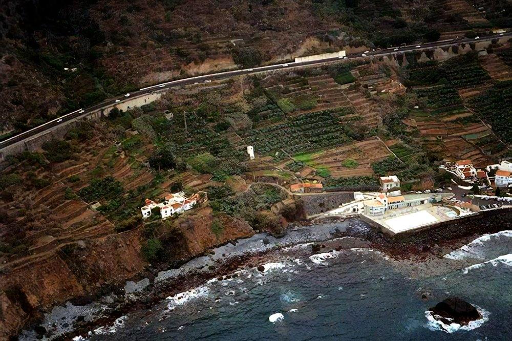 Playas de Tenerife: Playa de las Aguas San Juan de la Rambla Tenerife