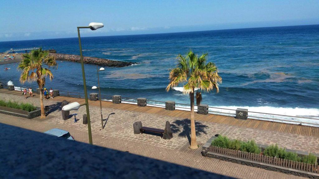 Playas de Tenerife: Playa Punta Larga Candelaria Tenerife