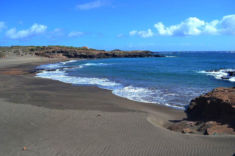 Playas de Tenerife: Playa de Abades, Playa los Abriguitos, Arico