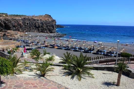 Playas de Tenerife: Playa de Ajabo Playa Callao Salvaje Adeje Tenerife