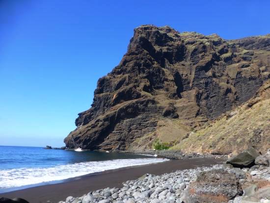 Playas de Tenerife: Playa de Masca Buenavista del Norte Tenerife