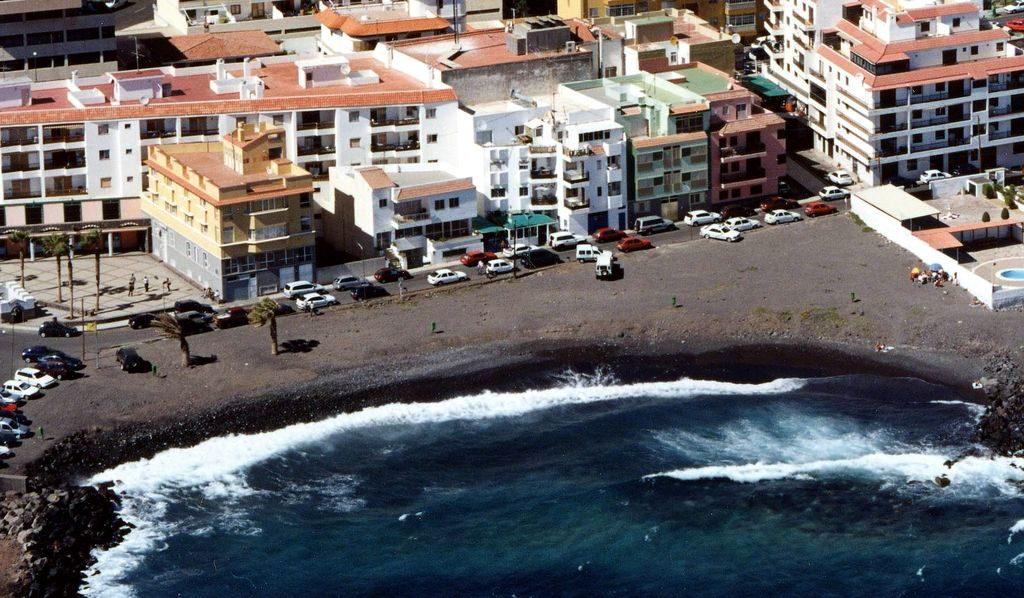 Playas de Tenerife: Playa de Olegario Candelaria Tenerife