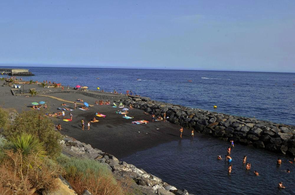 Playas de Tenerife: Playa de Radazul Radazul Tenerife