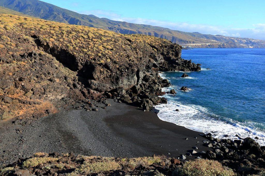 Playas de Tenerife: Playa de Samarines Candelaria Tenerife