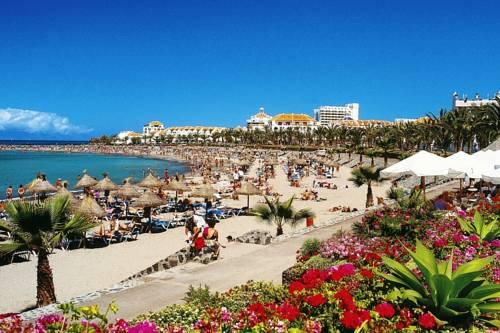 Playas de Tenerife: Playa de Troya Adeje Tenerife