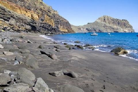 Playas de Tenerife: Playa de Zapata Igueste de San Andres Tenerife