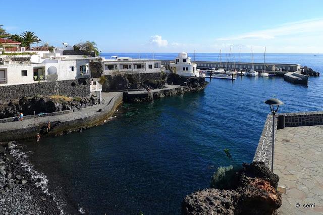 Playas de Tenerife: Playa de La Hornilla Candelaria Tenerife