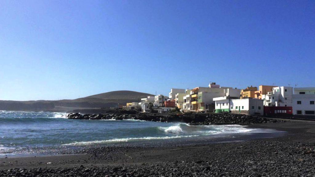 Playas de Tenerife: Playa de las Eras Fasnia Tenerife