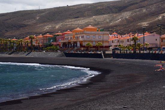 Playas de Tenerife: Playa del Puertito de Güímar Tenerife