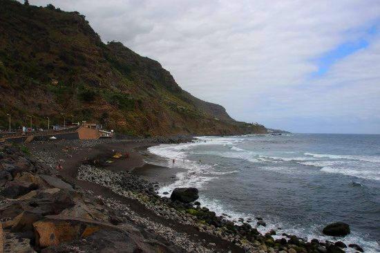 Playas de Tenerife: Playa del Socorro Los Realejos Tenerife