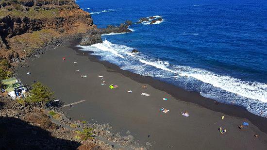 Playas de Tenerife: Playa el Bollullo El Rincon La Orotava Tenerife