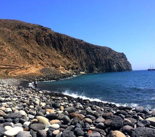 Playas de Tenerife: Playa los Callados Los Cristianos Tenerife