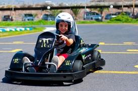 Tenerife con niños: Pony Karting Club Tenerife