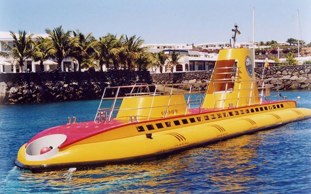 Tenerife con niños: safari submarino Tenerife