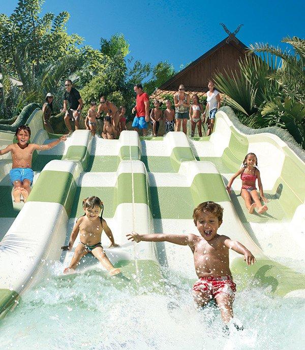Tenerife con niños: Sawasdee Siam Park