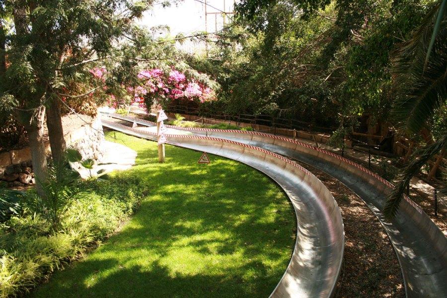 Tenerife con niños: bob Jungle Park