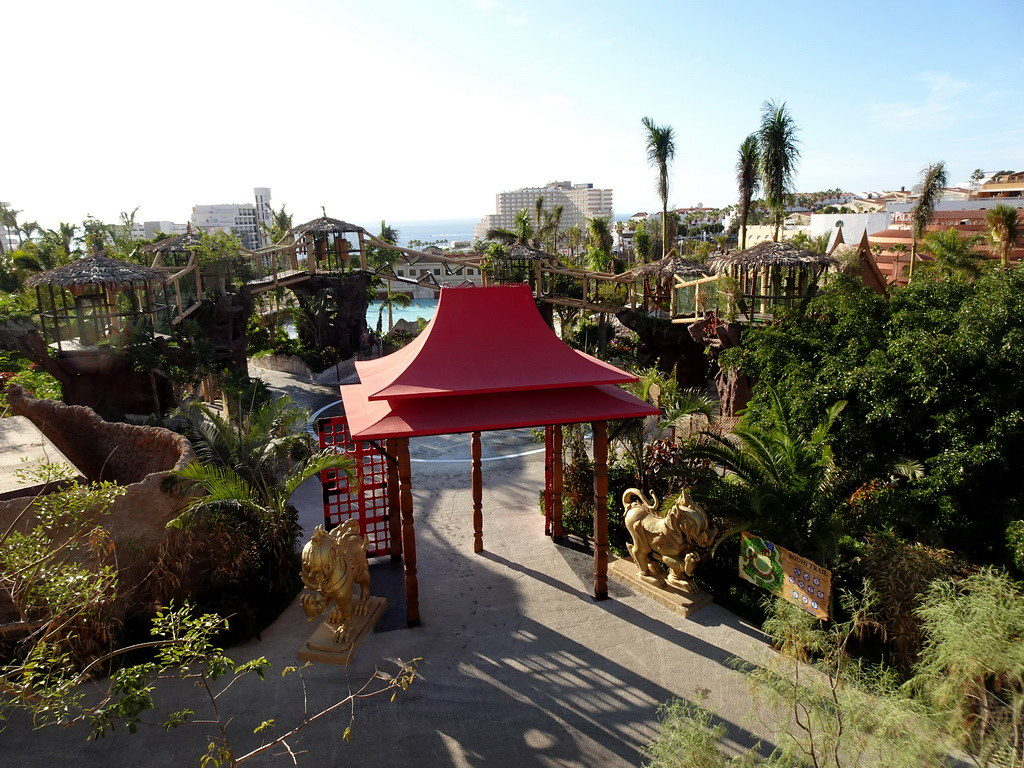 Tenerife con niños: Bodhi Trail Siam Park