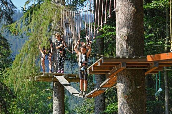 Tenerife con niños: Jungle Raid Jungle Park Tenerife