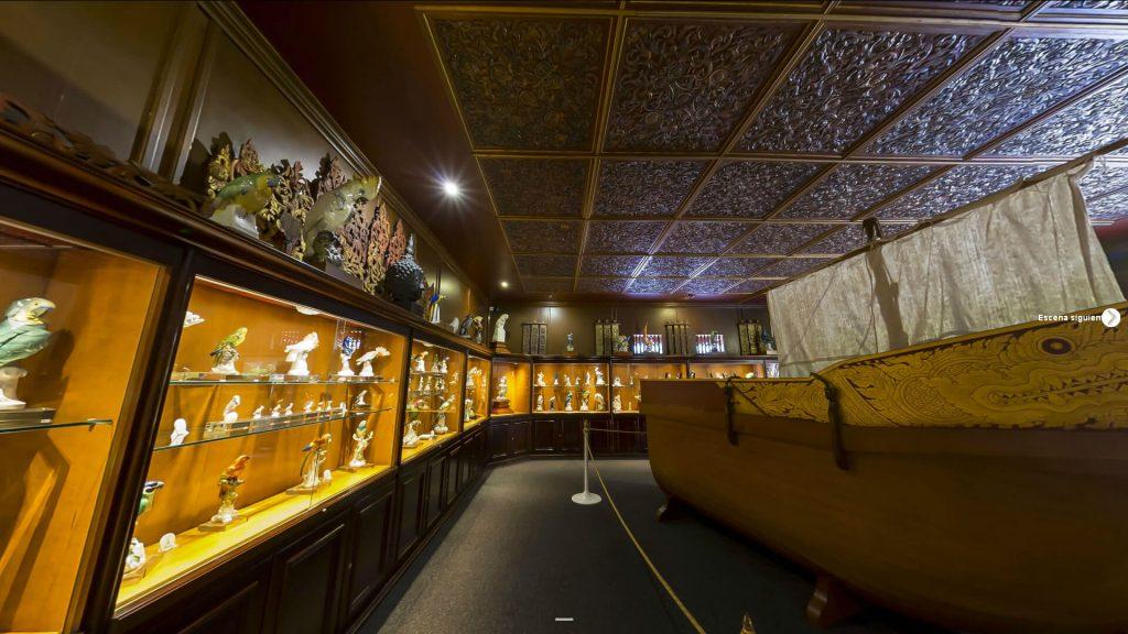 Tenerife con niños: museo de porcelana loro parque tenerife