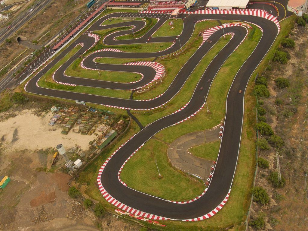 Tenerife con niños: pista karting club Tenerife