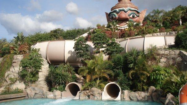 Tenerife con niños: The Giant Siam Park